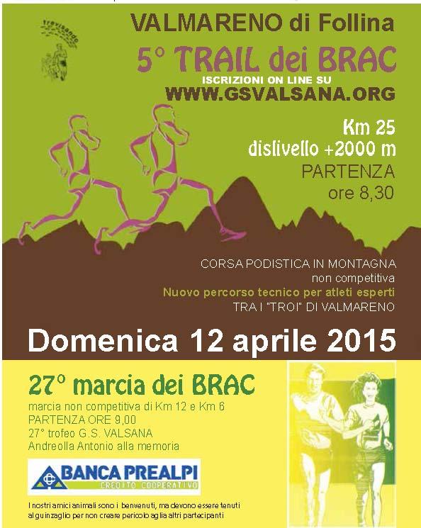 trail dei brac 2015