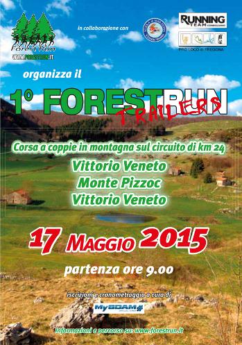 Volantino Forest Run Trailers