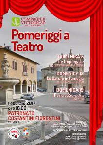 2017_Compagnia Vittoriese_locandina